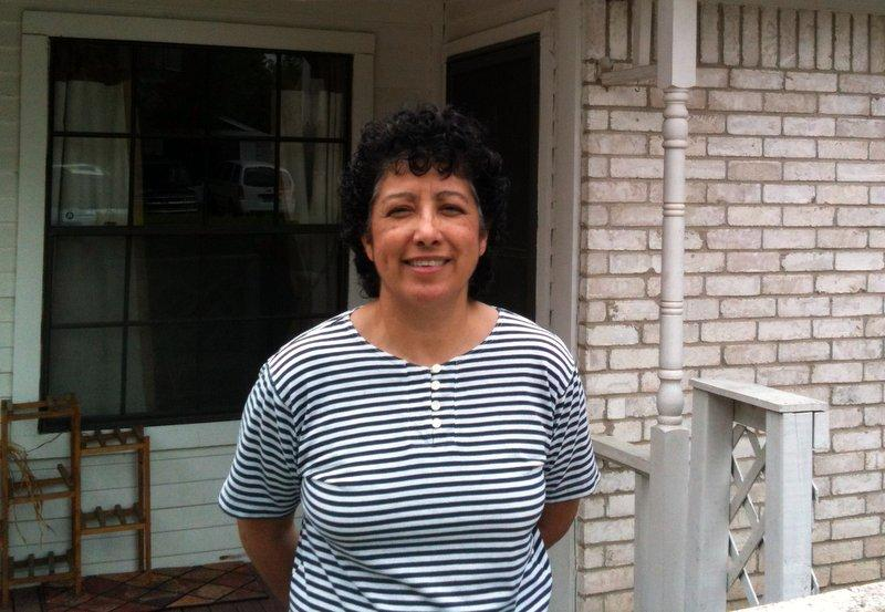 Guadalupe Alcalá bought her home with assistance from a city program. She was recently able to refinance her home without having to pay a penalty to the city.