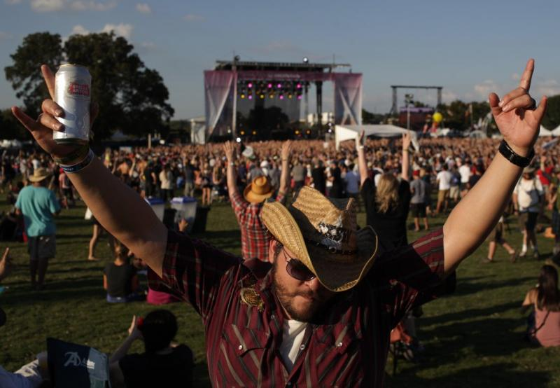"An ACL fest goer in 2012. Michael Corcoran compares Austin growth to a popular nightclub: ""Next thing you know it's so crowded that it's not fun anymore."""