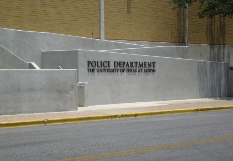 The top Job at UTPD is opening up in June.