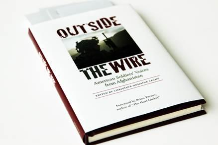 """Outside the Wire"" collects the stories of soldiers in Afghanistan."