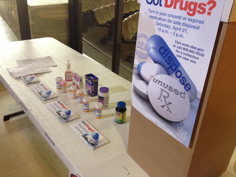 The City of Austin wants to help you dispose of expired drugs.