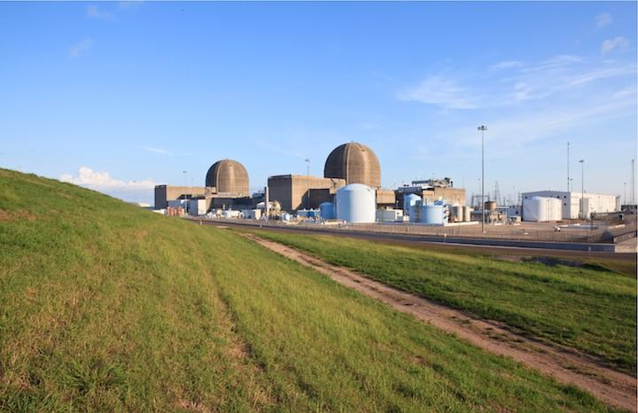 South Texas Project, a nuclear power plant of which Austin Energy is a partial owner