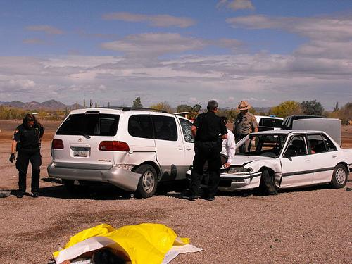 Mock DWI Crash