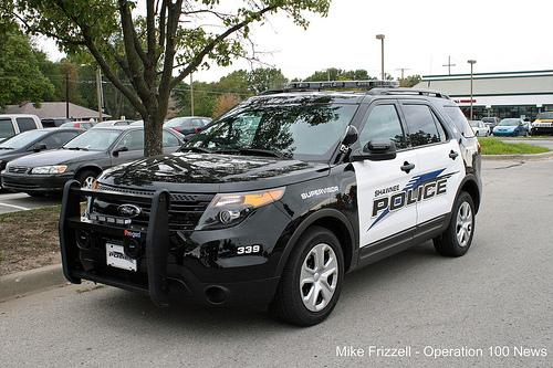 Austin Police Transitioning to Ford Utility Interceptor