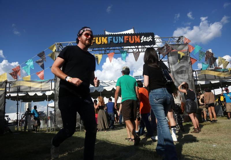 Fun Fun Fun Fest will have to find a new home if park improvements shutter Auditorium Shores.