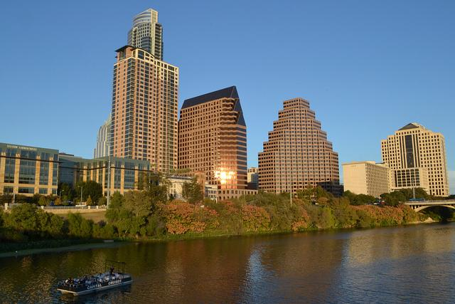 Austin is now the 11th largest city in the U.S.
