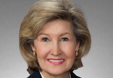 Senator Kay Bailey Hutchison encourages women interested in purusing a career in politics or public service to get some expererience outside of the industry before diving in. She is the author of a new book on the role of women in shaping Texas.