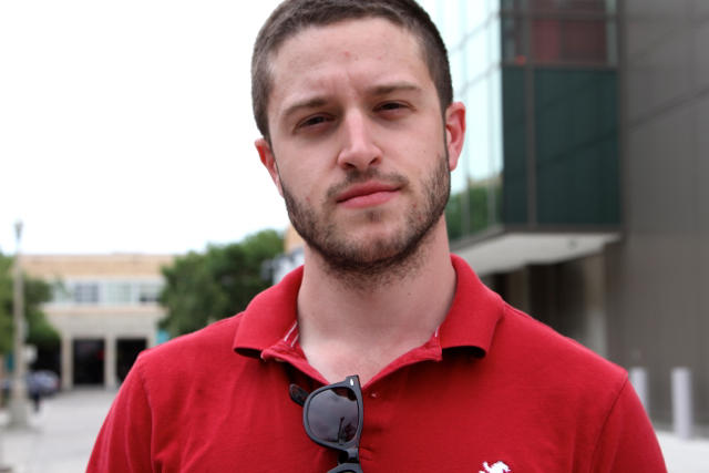 Cody Wilson succesfully test fired a mostly plastic gun created with a 3D printer.
