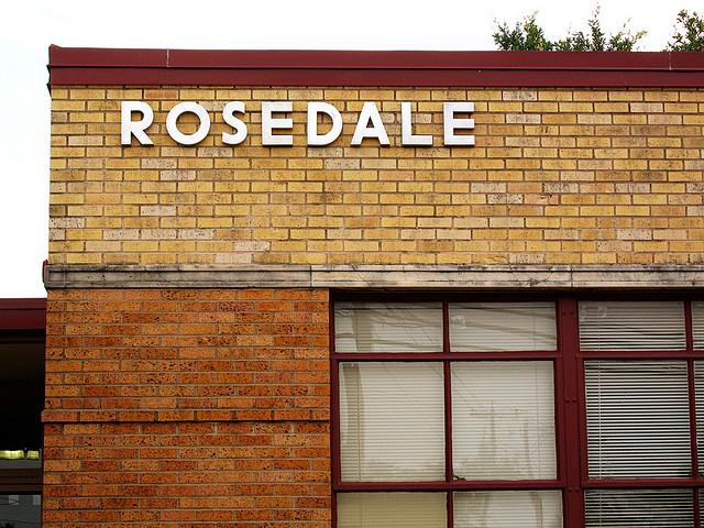 The Rosedale School for disabled children. If the entire bond package passed, it would've received $8.5 millon for renovations. Now, it will receive $400,000.