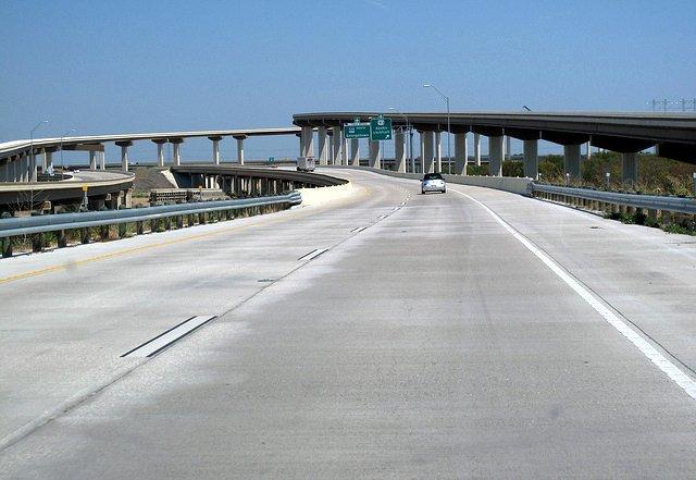 SH  130 near Austin