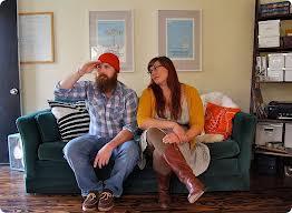William Knopp and Jessica Tata
