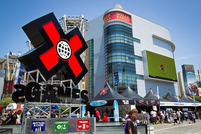 The Circuit of the Americas Track could be the next venue for the Summer X Games. The games are currently held across multiple venues in Los Angeles, like L.A. Live.