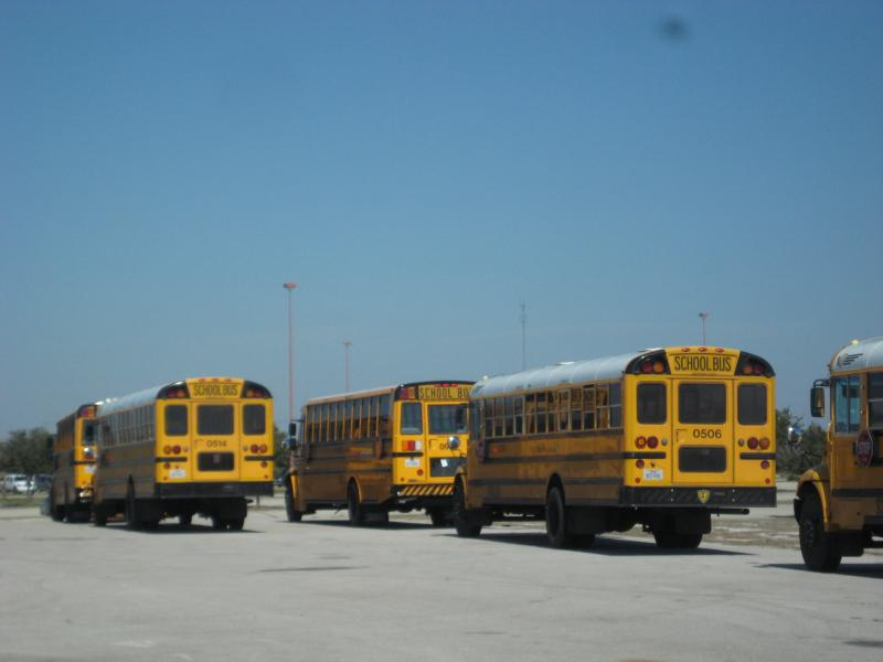 AISD is considering placing advertising on school buses at its board meeting tonight