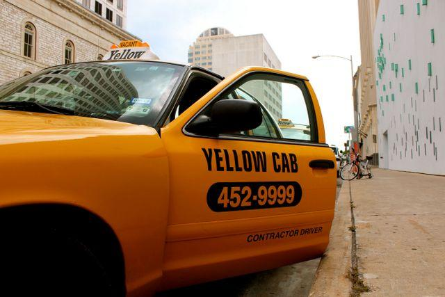 For a while at least, if you want to get a ride with a stranger you'll have to call a cab.