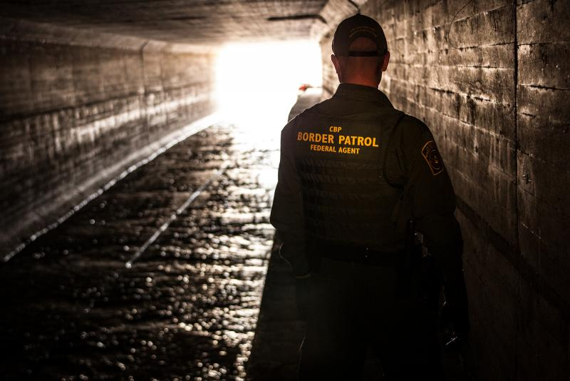 U.S. Border Patrol Agents have doubled since 2003. A new immigration bill may double that number again within the next decade.