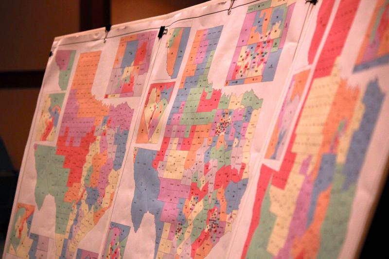 The House Redistricting Committee will hear testimony in three Texas cities this month.