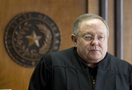 Judge John Dietz. He ruled the Texas School Funding system is unconstitutional.