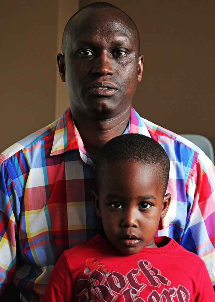 Desire Nizigiyimana was a judge in his home country of Burundi. He fled after the government persecuted him because of a controversial decision to release a political prisoner.