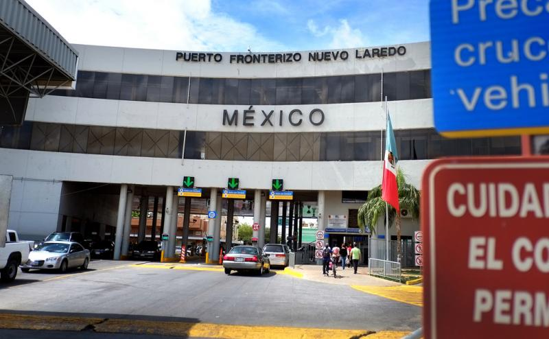 The short trip across the bridge to Mexico gives people in the U.S. access to medical attention and drugs. It costs 75 cents to leave the U.S. and 25 cents to come back.