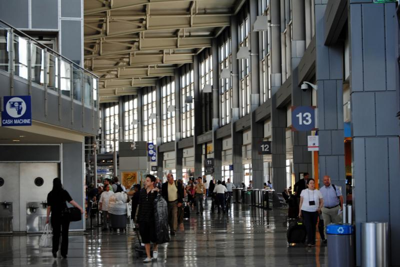 ABIA saw record-breaking travel in 2012 with 9.4 million passengers. So far, 2013 is up five percent from then.