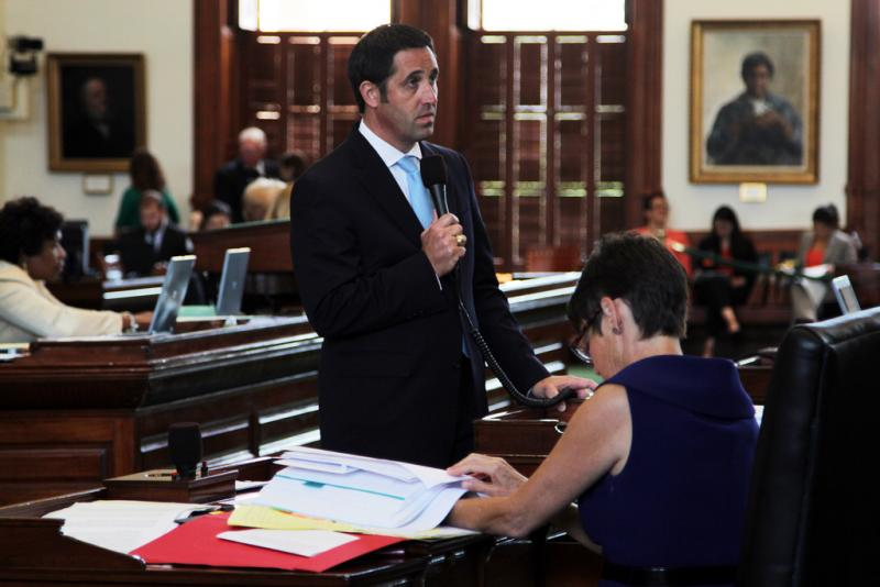 State Sen. Glenn Hegar, R-Katy, was HB 2's sponsor in the upper chamber.