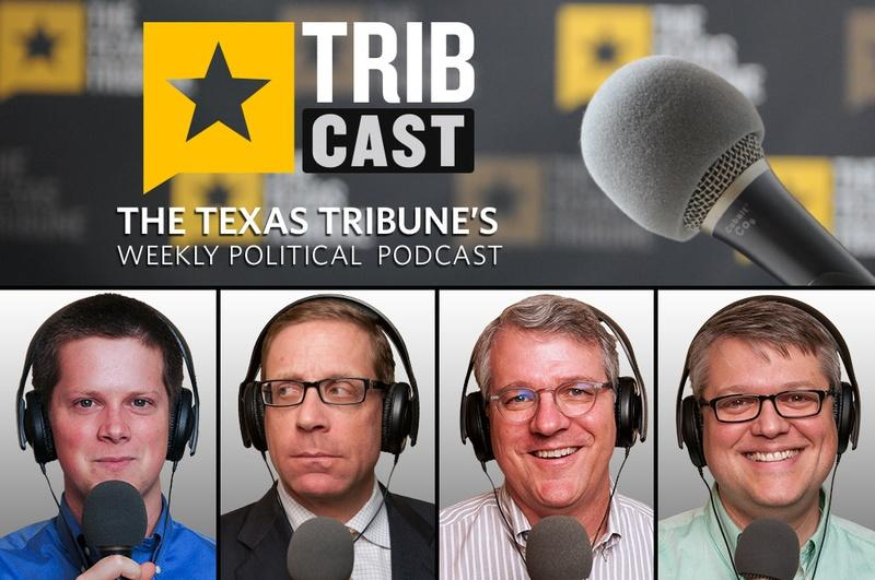 The Tribcast Crew review the week's big political moments