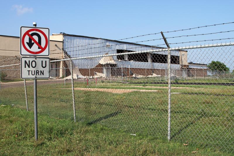 West Middle School sustained the least damage to the ISD's buildings following April's fertilizer plant explosion. The school will house grades six through 12 when school begins this August.