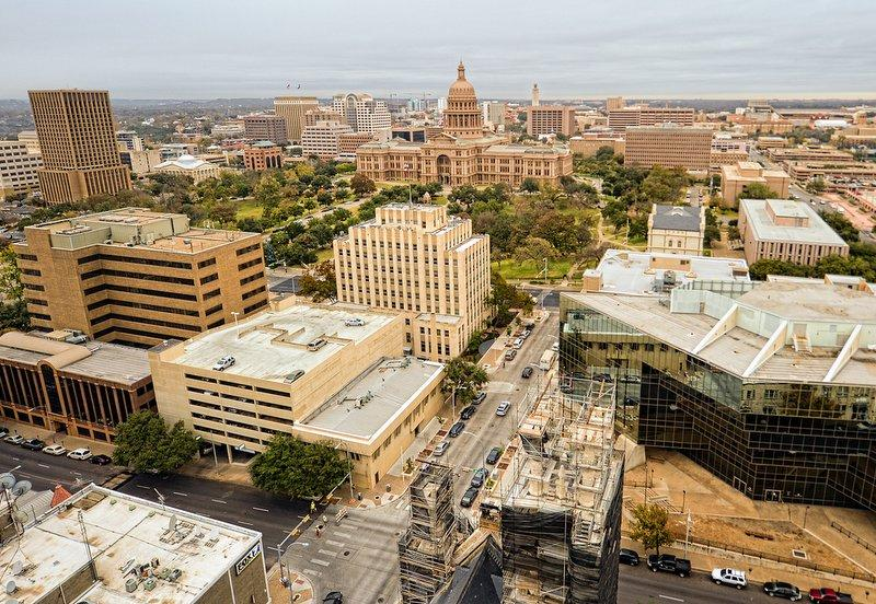 Austin's been named the fourth hardest working of 50 U.S. cities.
