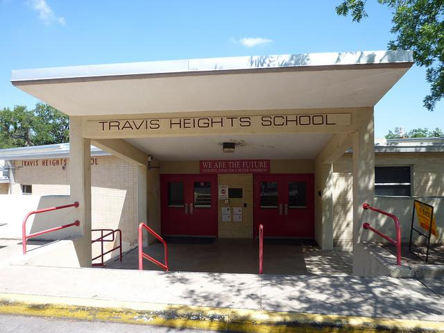 Travis Heights School gives teachers and administrators more autonomy in making decisions on lesson plans, food choices and the school's budget.
