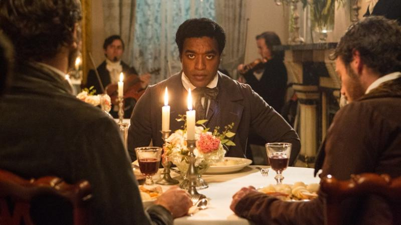 "Chiwetel Ejiofor stars in ""12 Years a Slave,"" one of this year's Austin Film Festival features."