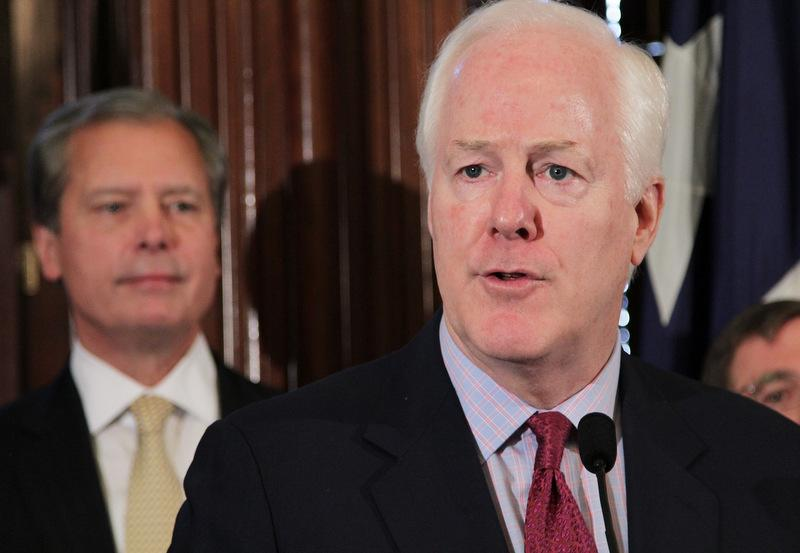 Sen. John Cornyn opposes current plans for American military intervention in Syria – but doesn't rule out military involvement altogether.