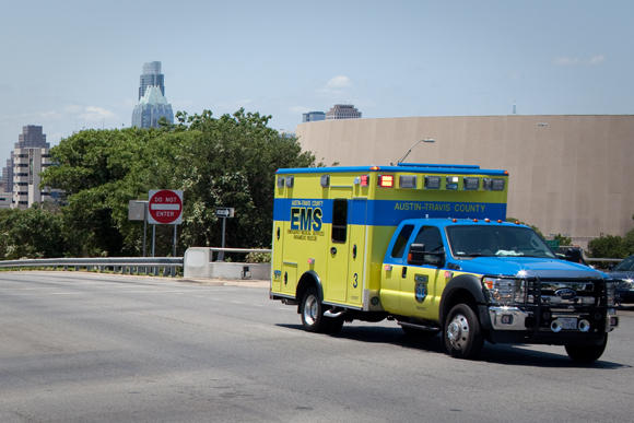 Austin-Travis County EMS had their first civil service contract approved today.