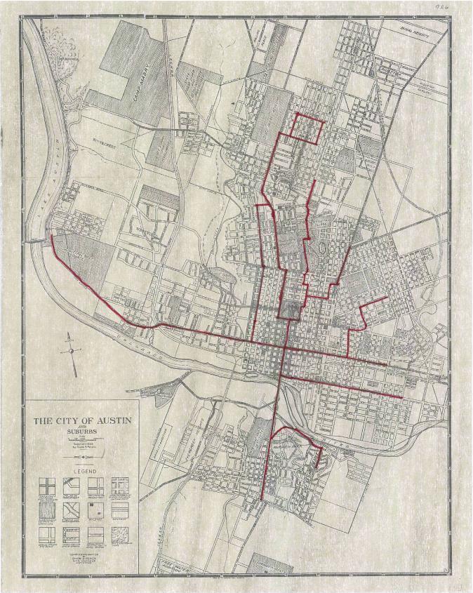 Austin Urban Rail in 7 Maps | KUT