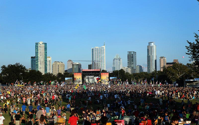 Day One of 2012's Austin City Limits fest. With the festival's expansion, hundreds of tickets for ACL's second weekend are available on the secondary market.