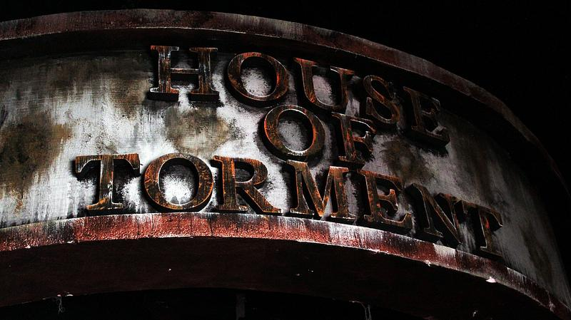 Austin's House of Torment was recently named among the nation's best haunted houses.