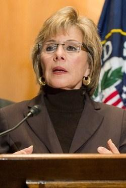 Sen. Barbara Boxer, D-CA, chairs the Environment and Public Works Committee.
