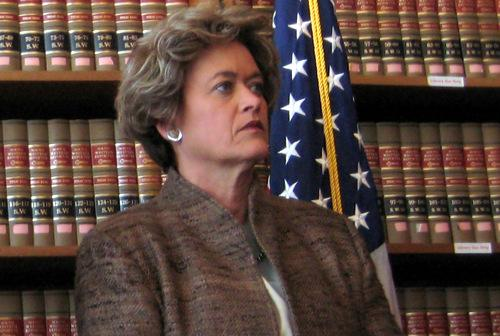 Travis County District Attorney Rosemary Lehmberg in 2008.