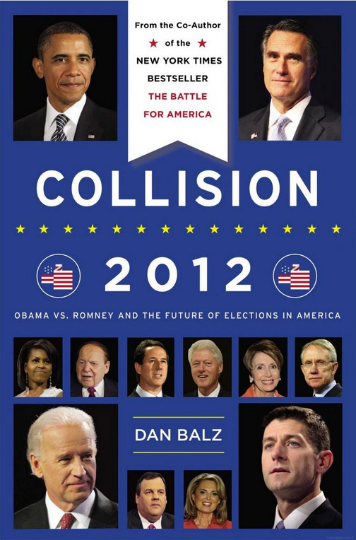 Dan Balz chronicled the the race for the 2012 presidency, interviewing candidates including Gov. Rick Perry.