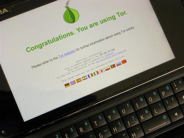 TOR is software used to access the deep web.