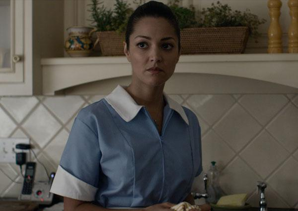 """""""The strong immigration background on the story it was really a reaction to immigration politics in Long Island and around the country"""", says The Maid's Room director, Michael Walker."""