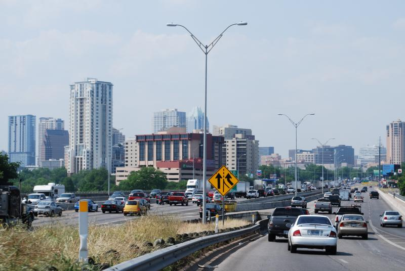 Transportation researchers at UT have been awarded a federal grant to study transportation issues in Austin, using technology and data to improve traffic issues here and in cities across the country