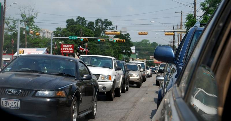 The intersection around Sixth and Lamar got a nod as one of Austin's worst.