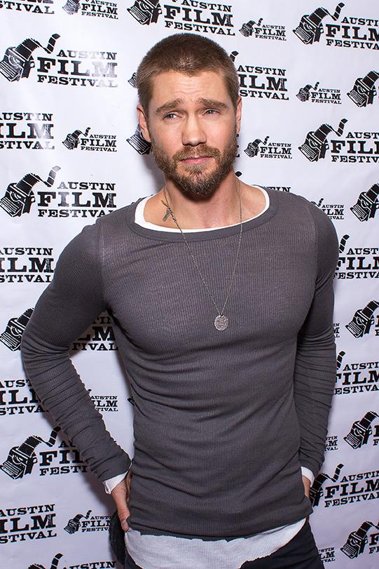 """Chad Michael Murray at the World Premiere of """"Cavemen."""""""
