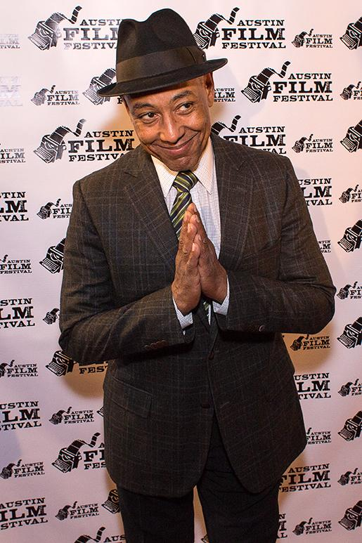 """Breaking Bad"" fans know Giancarlo Esposito as ""Gus."""