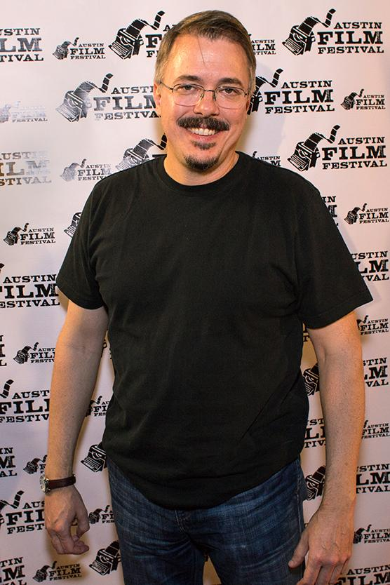 "Writer Vince Gilligan is best known for his work on ""Breaking Bad."""