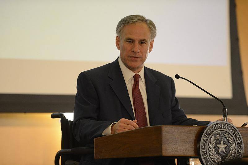Texas Attorney General Greg Abbott renewed his call for more consumer protection and privacy requirements for Obamacare navigators this week.