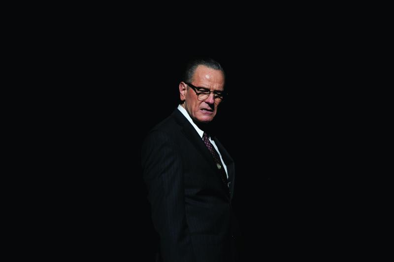 Cranston says he enjoys playing such a complex character.