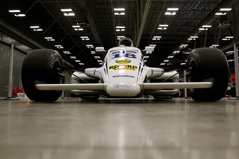 A classic racer at last year's F1 expo. Austin is making a more measured predictions after hosting its first Formula 1 race last year.