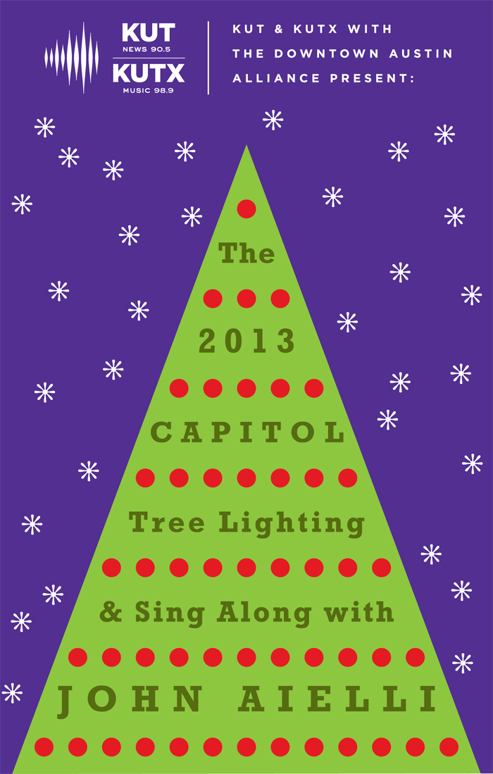 EVENT The Downtown Austin Alliance and KUT News 90.5 and KUTX 98.9 The Austin Music Experience invite the community to start their holidays downtown on ...  sc 1 st  KUT & KUT u0026 KUTX Holiday Sing Along Tree Lighting and Downtown Stroll ... azcodes.com