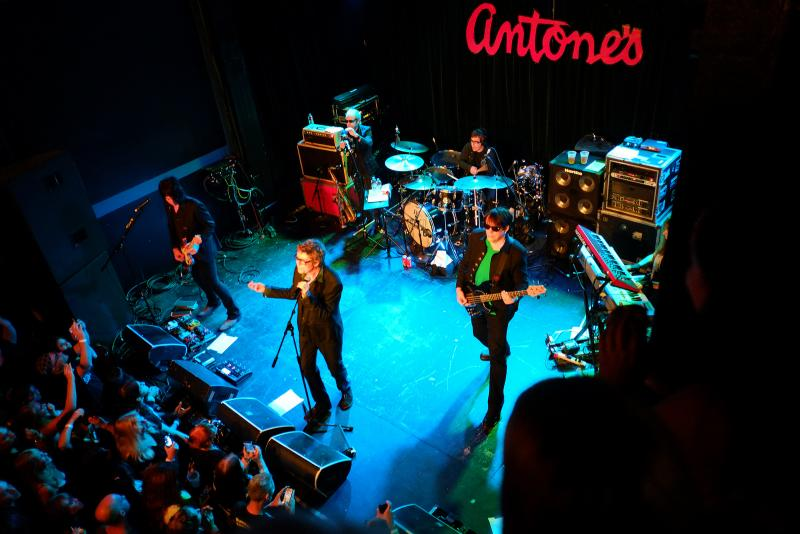 The Psychedelic Furs perform at Antone's on July 18, 2013